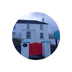 Staffa House B&B, Fionnphort, Isle of Mull Logo